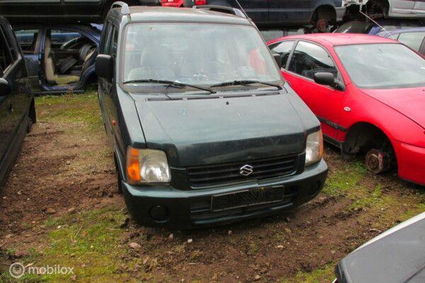 Onderdelen Suzuki Wagon R+ 1.2 GLX 1999 5-bak