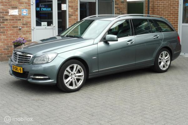 Mercedes C-klasse Estate 180 Business Class 125! Avantgarde, AUTOMAAT, TREKHAAK