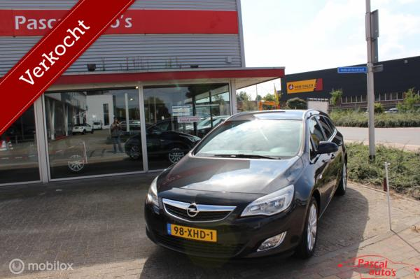 Opel Astra Sports Tourer 1.4 Turbo Cosmo navi pdc dealer oh