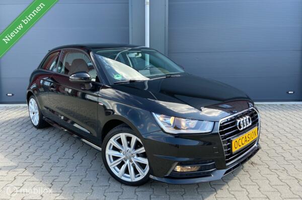 "Audi A1 1.0 TFSI Sport Pro Line S-line Airco/Bluetooth/17""LM"