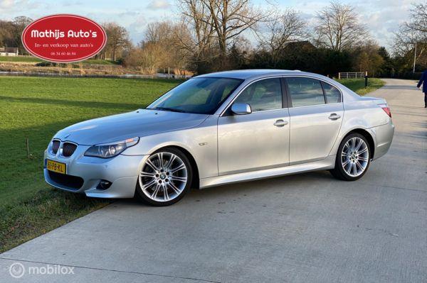 BMW 5-serie 545i High Executive M pakket Head up! Youngtimer!