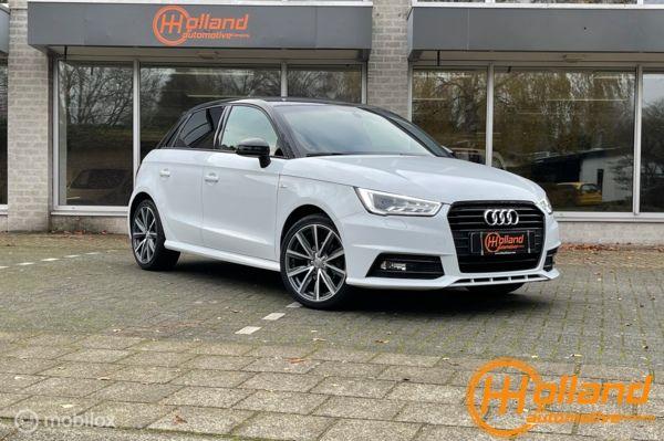 Audi A1 Sportback 1.0 TFSI S line   Two tone   navi   LED!