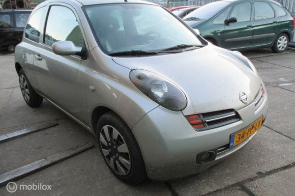 Onderdelen Nissan Micra 1.4 Tekna 3-Deurs 2004