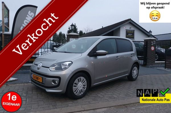 Volkswagen Up! 1.0 move up! BlueMotion ❄️Airco/Mist-L/1e eig