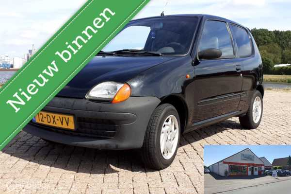 Fiat Seicento 1100 ie Sporting Abarth Plus