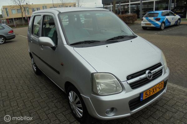 Opel Agila 1.0 FLEXX COOL-NETTE AUTO- AIRCO-APK  11-9-2021