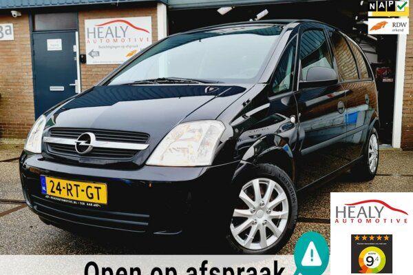 Opel Meriva 1.6-16V Essentia 180dk Cruise Cont AC CV Haak