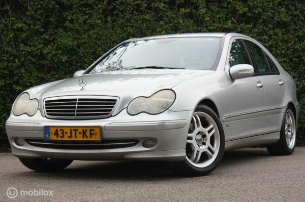"""Brabus K4 youngtimer Mercedes C200 Kompressor 18"""" AMG/2e eig"""