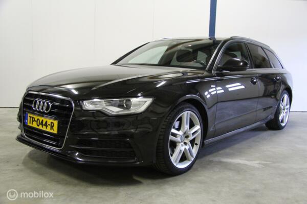 Audi A6 Avant 3.0 TDI Sport Edition S-line NAVI/LED/LEER