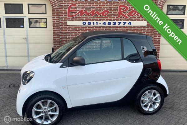 Smart fortwo EQ passion 100% Electric power direct leverbaar