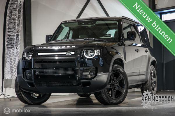 Land Rover Defender 110 D240 S GRIJS KENTEKEN
