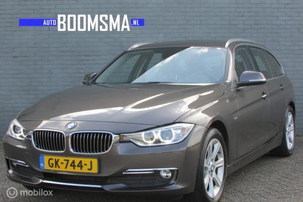 BMW 3-serie Touring 2.0 316d 184pk Executive Luxery Automaat