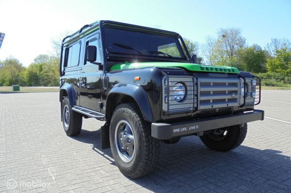 Land Rover Defender  2.5 90 Td5 County