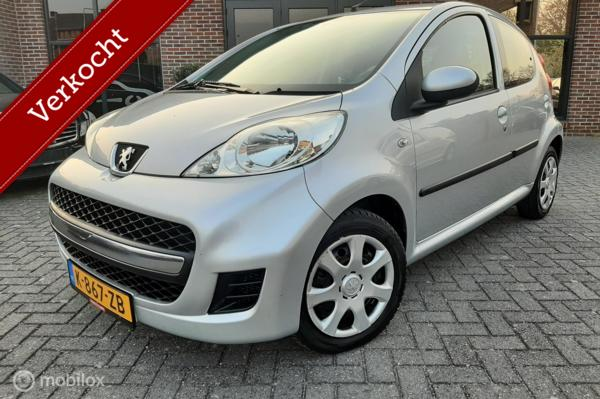 Peugeot 107 1.0-12V / Airco/ Nieuw Apk