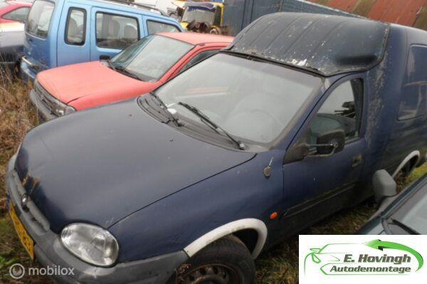 Opel Combo 1.7 D EXPORT