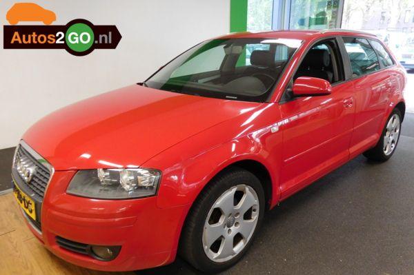 Audi A3 Sportback 1.6 Ambition