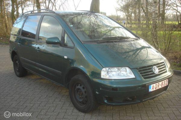 Volkswagen Sharan 1.9 TDI 85 KW 7 Pers. cruise - airco/clima