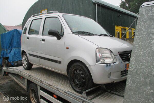Onderdelen Suzuki Wagon R+ 1.3 GL 5-Bak