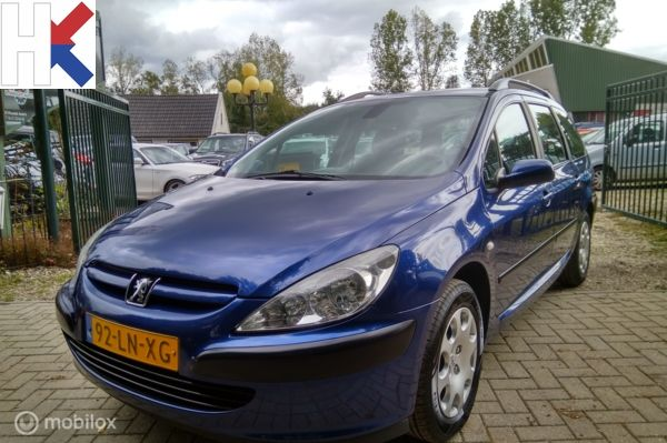 Peugeot 307 Break 1.6-16v XT Clima CruiseControl APK 21-1-21