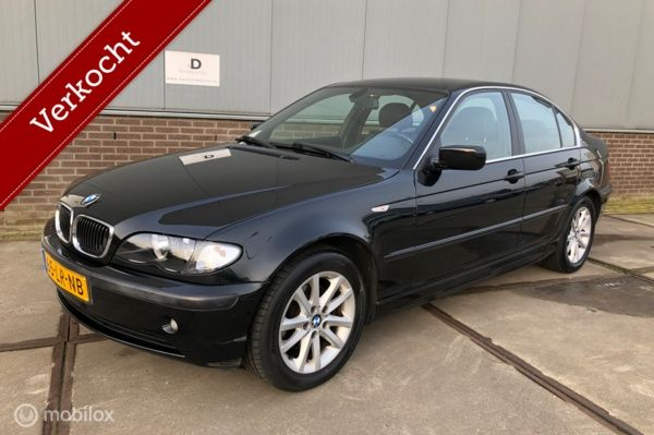 BMW 3-serie 316i Lifestyle Executive
