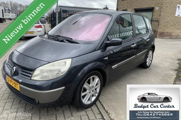 Renault Scenic 1.9 dCi Expression Luxe