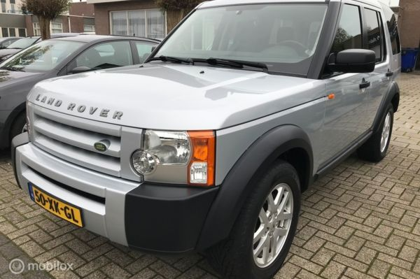 Land Rover Discovery  2.7 TdV6 SE 148.dkm AUTOMAAT AIRCO APK 07-09-2021
