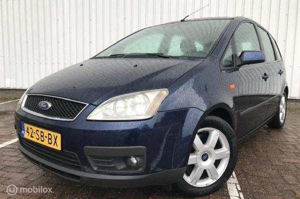Ford Focus C-Max 2.0-16V AUTOMAAT,TREKHAAK,CRUISE,AIRCO.