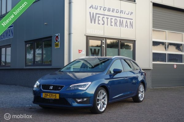 Seat Leon ST 1.4 TSI FR Business ACC Navi Pano Led 18