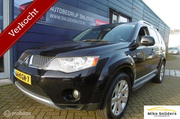 Mitsubishi Outlander 2.4 Instyle 4WD