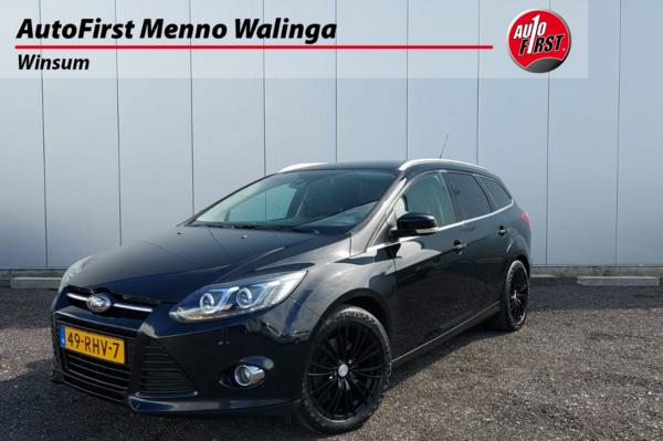 Ford Focus Wagon 1.6 EcoBoost First Edition