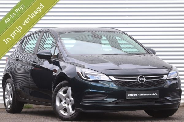 Opel Astra 1.0 Online Ed. | Climate | Navi | 2xPDC | Cruise | ALL IN Prijs!