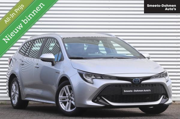 Toyota Corolla Touring Sports 1.8 Hybrid Active Automaat   ZONDAGS OPEN!