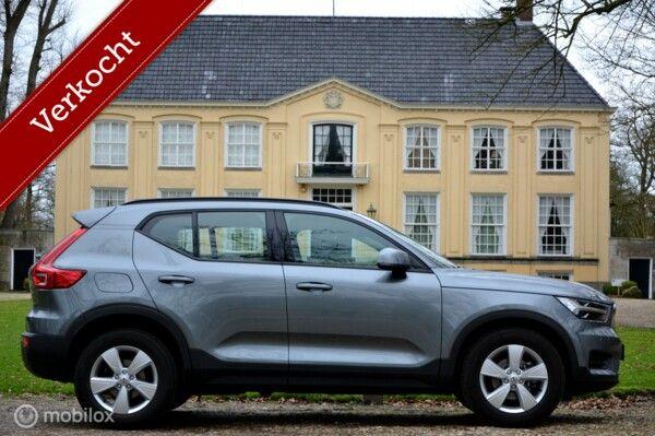 Volvo XC40 T3 Intellisafe Scandinavian Complete Uitvoering!
