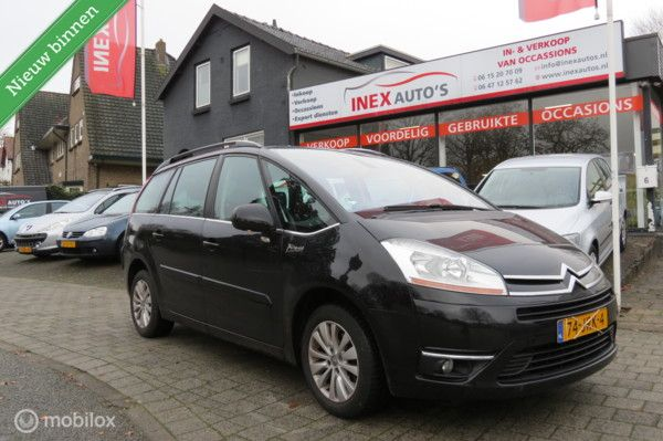 Citroen  C4 Grand Picasso 1.6 VTi Dynamique 7p. BJ.2009