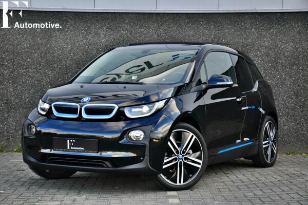 BMW i3 Range Extender iPerformance