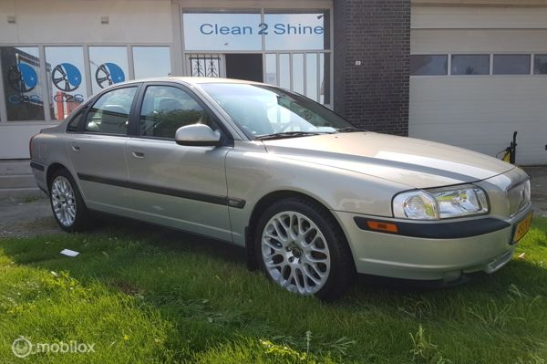Volvo S80 2.8 T6 Geartronic