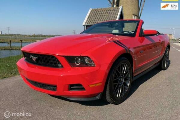 Ford USA Mustang 4.0 V6