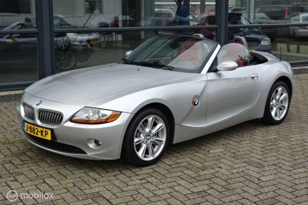 BMW Z4 Roadster 3.0i, xenon, cruise, lederen interieur,
