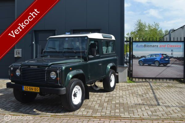 Land Rover Defender  2.5 90 Tdi County 7 pers
