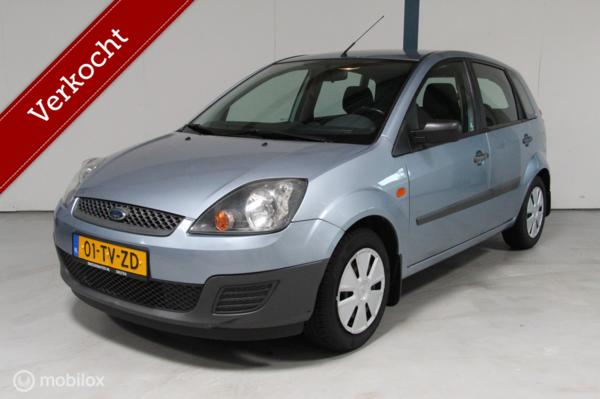 Ford Fiesta 1.3-8V Style 5-drs/airco