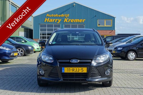 Ford Focus Wagon 1.6 TI-VCT First Edition