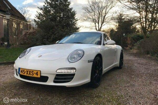Porsche 911 - 3.8 carrera 4S 4wd pdk aut 34000KM