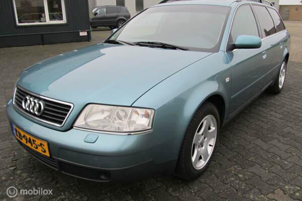Audi A6 Avant 2.4 5V Ambiente, fantastische staat, 222313 KM