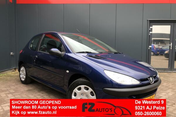 Peugeot 206 1.1 Pop' Art | 114. 885 KM | Metallic |