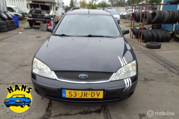 Ingekocht Ford Mondeo Wagon 1.8-16V Collection 2000 - 2007