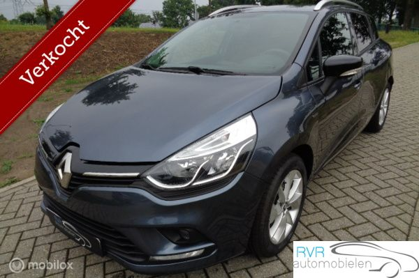 Renault Clio Estate 0.9 TCe Limited CRUISE