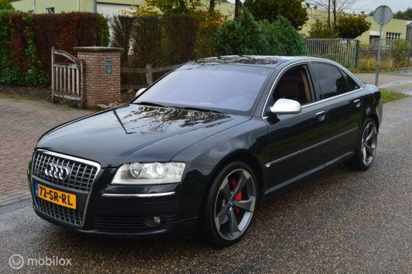 Audi A8 4.0 TDI quattro S8 /Bose / Leer / Navi / Xenon