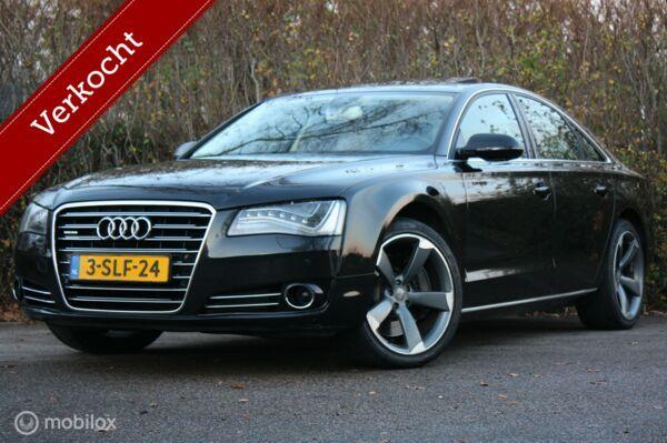 Audi A8 4.2 TDI quattro Pro Line schuifdak/trekhaak/adaptive