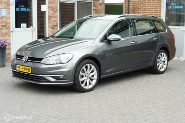 Volkswagen Golf Variant 1.6 TDI Highline Business R, Automaat, Virtueel Dashboard