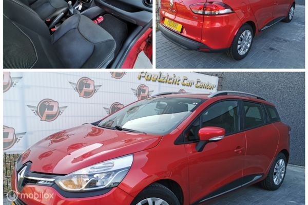 Renault Clio 0.9 TCe AIRCO,NAVI,CRUISE,PDC!!!